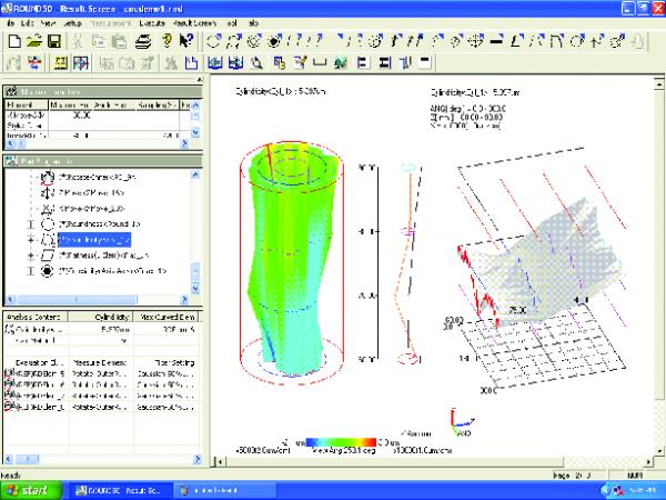 Máy đo độ tròn Mitutoyo Roundtest Extreme RA-2200CNC H, Z=500mm, 211-518D