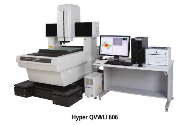 Máy đo nhanh 3D Hyper QVWLI Mitutoyo, Hyper QVWLI 606