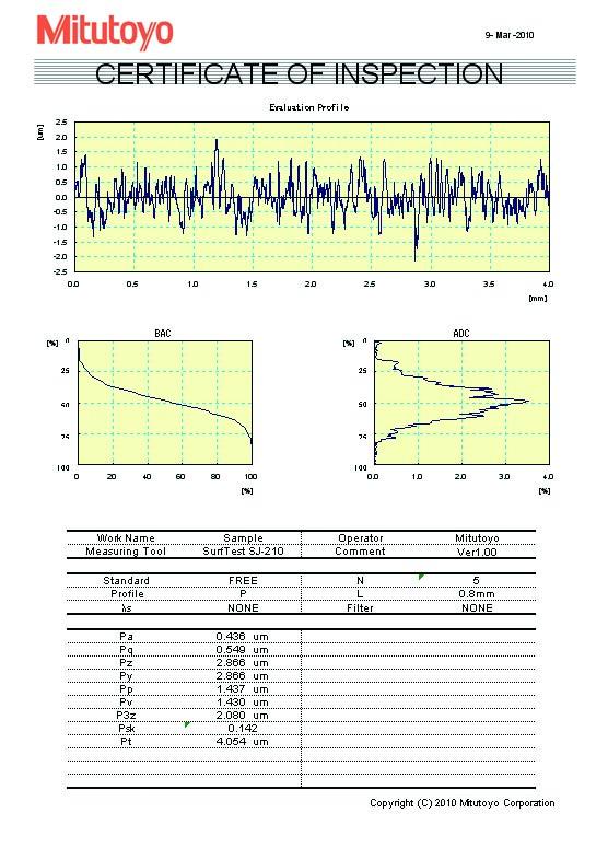 Máy Đo Độ Nhám Bề Mặt Surftest SV-2100M4 [mm] Mitutoyo, 178-636-01D