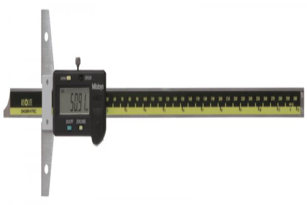"""thước cặp đo sâu điện tử 0-8""""/0-200mm Mitutoyo, 571-212-10"""