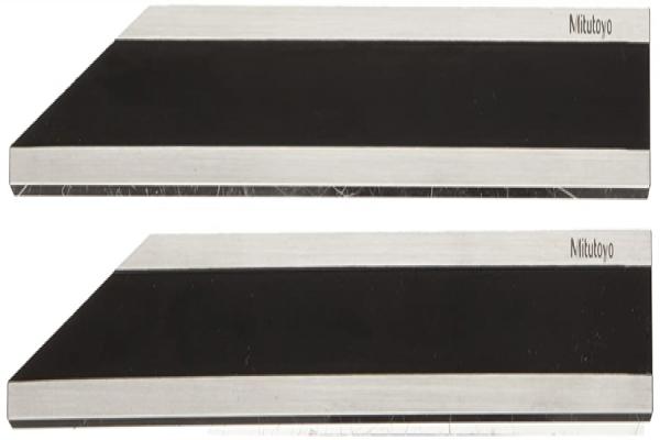 Vấu kẹp phẳng cho căn mẫu 160mm Mitutoyo, 619018