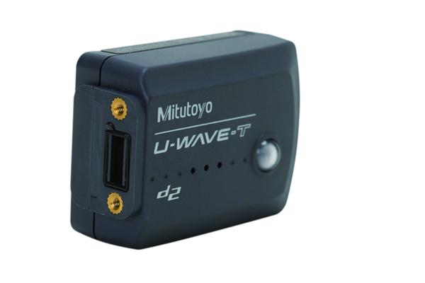 Đầu truyền dữ liệu cho thiết bị đo điện tử trong bộ truyền dữ liệu không dây U-WAVE, loại không có IP67 của Mitutoyo, 02AZD880G