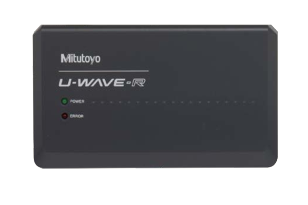 Đầu nhận tính hiệu U-WAVE-R cho bộ truyền dữ liệu không dây Mitutoyo, 02AZD810D