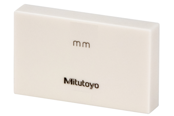 Căn Mẫu cấp K Ceramic 100mm Mitutoyo, 613681-016