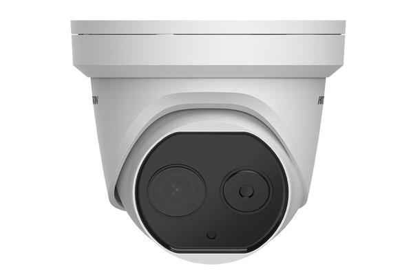 Camera IP Đo Thân Nhiệt Hikvision DS-2TD1217B-3/PA