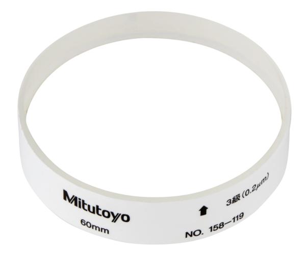 """Kính Kiểm Tra Độ Phẳng D=2,4"""", 0,000004"""" Mitutoyo, 158-124"""