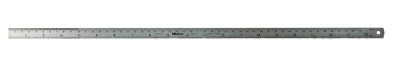"""Thước Lá Thép 1000mm/40"""", Metric/Inch Mitutoyo, 182-309"""
