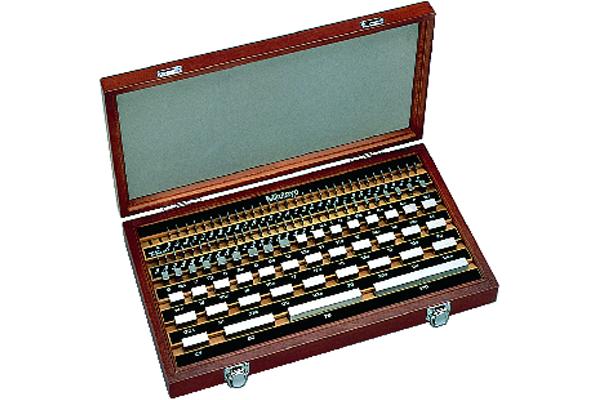 Bộ Căn Mẫu Thép 103 Mẫu Cấp 0 Mitutoyo, 516-942-10