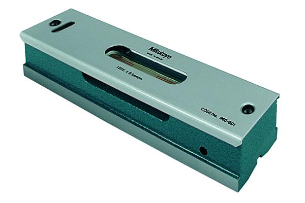 Nivo Thanh 200mm 0,1mm/m Mitutoyo, 960-601