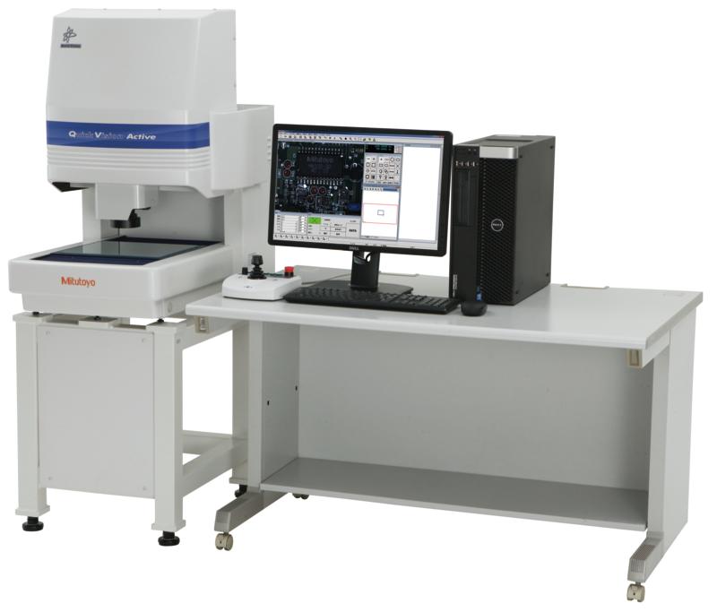 Máy đo tọa độ không gian 3 chiều loại không tiếp xúc CNC Vision Measuring Machine Quick Vision, 363-110-10Y