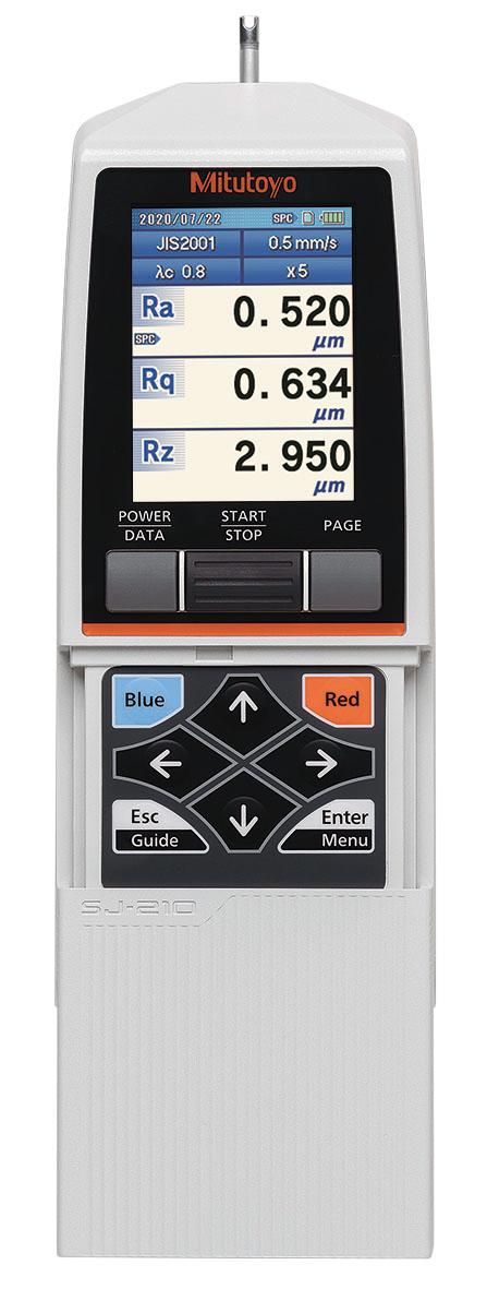 Máy đo độ nhám cầm tay Surftest SJ-210 [mm] R2µm; 0.75mN, 178-561-11E